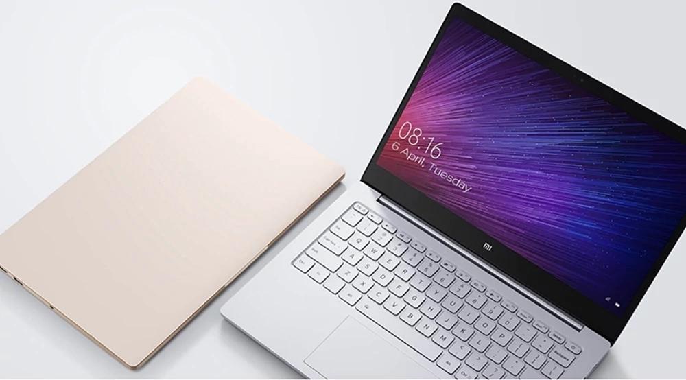 高コスパ・高品質・高性能な中華製超薄型モバイルノート Xiaomi Mi Notebook Air