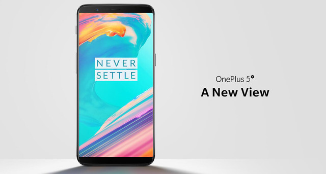 [Part 1]OnePlus 5Tの徹底チェック——レビューとスペック