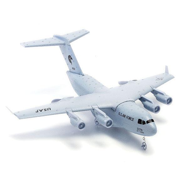 C-17 373mm RC輸送機DIYトイラジのスペックチェック